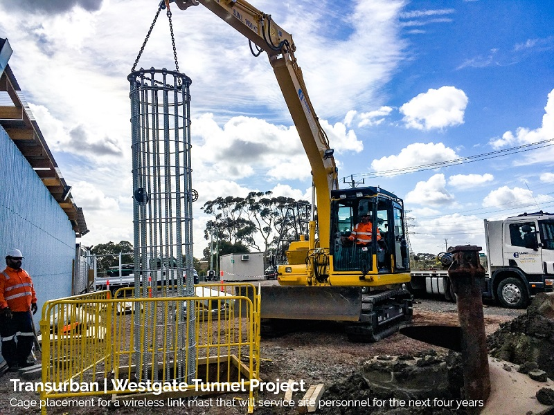 LGtile1Civil - laino excavations - melbourne - victoria - rock drilling - bored piers - mobile crushing